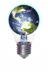 light bulb world
