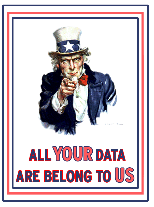 all your data