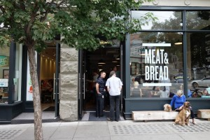 meat and bread restaurant