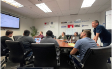 Online Image® conference room meeting